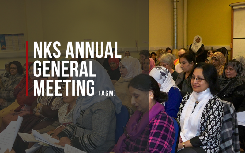 NKS Annual General Meeting (AGM)